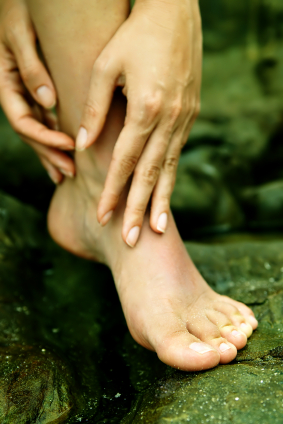 OTC toenail fungus treatment